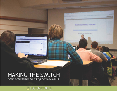 LectureTools eBook