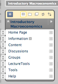 lecturetools in your blackboard course site
